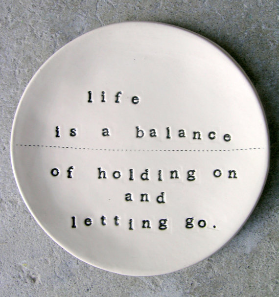 When It's Time To Let Go